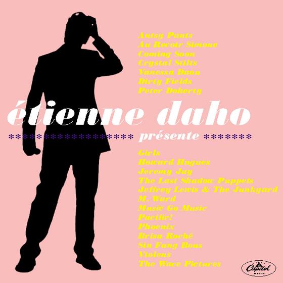 Etienne Daho - Carte Blanche