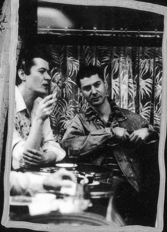Etienne Daho et Jacno