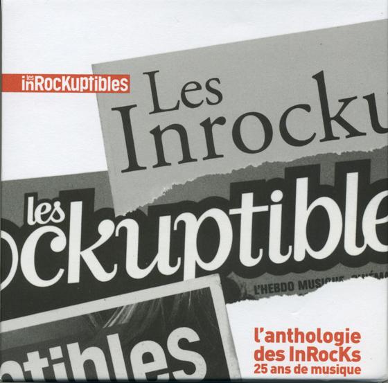 Etienne Daho - L'anthologie des inrocks - Pochette