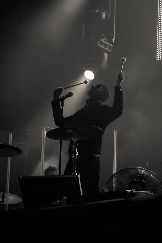 Diskonoir Tour </br>Crédit : Anaïs Callens