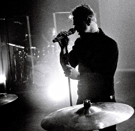 Diskönoir Tour, répétitions <br /> Crédit : Bertrand Fèvre